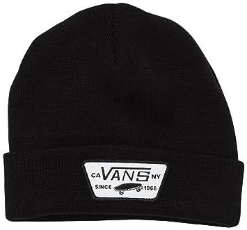 mütze herren schwarz vans