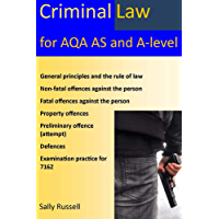 Criminal Law for AQA AS and A-Level (English Edition)