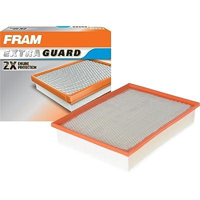 FRAM CA10835 Extra Guard Flexible Rectangular Panel Air Filter: Automotive