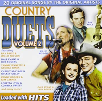 Various Artists Country Duets Volume Two Amazon Com Music