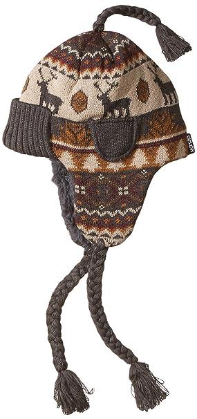 e996a7b87f1 MUK LUKS Men s Cuffed Trapper Hat-Coffee