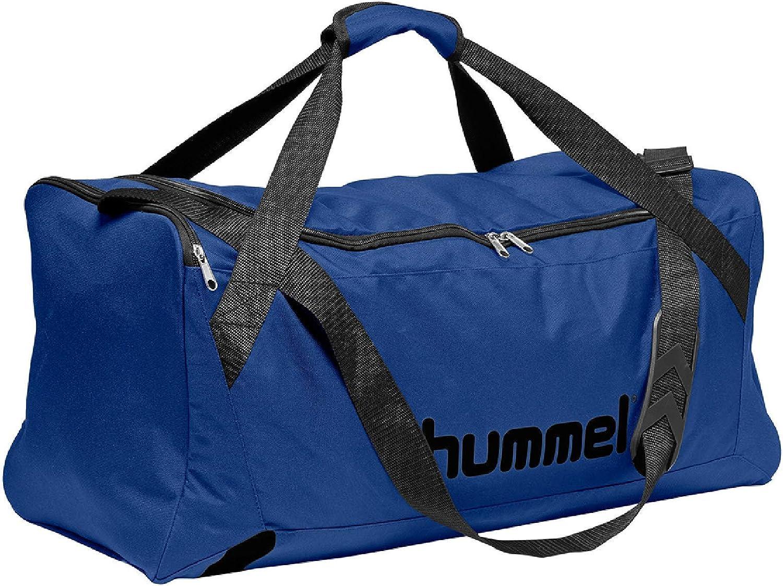 Hummel Core Sports Bag Sac de Sport Rouge//Noir Taille L