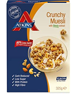 Atkins Daybreak Crunchy Muesli 325 g (order 6 for trade outer)