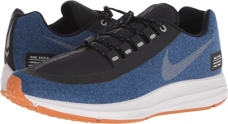 Nike Mens Air Zoom Winflo 5 Shield Running Shoes