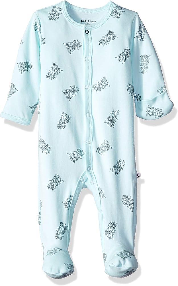 Amazon.com: Petit Lem - Funda para bebé (algodón orgánico ...