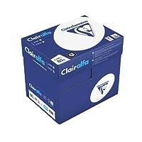 Clairalfa 1979C, Ramette 500 feuilles Papier 80g A4, Blanc