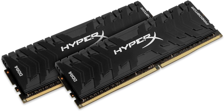 HyperX Predator Black 32GB 2666MHz DDR4 CL13 DIMM (Kit of 2) XMP (HX426C13PB3K2/32)