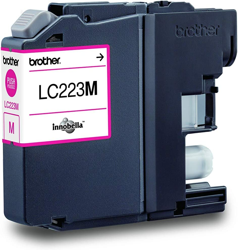 f/ür Brother DCP-J562DW, DCP-J4120DW, MFC-J480DW, -J680DW, -880DW, -J4420DW, -J4620DW, -J4625DW, -J5320DW, -J5620DW, -J5625DW, -J5720DW Brother LC223Y Original Tintenpatrone LC-223Y gelb