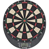 Arachnid Bullshooter Lightweight Electronic Dartboard with LCD Scoring Displays, Heckler Feature, 8-Player Scoring and 21 Gam