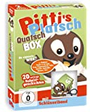 Pitti's Platsch Quatsch Box (mit Schlüsselband) [2 DVDs]