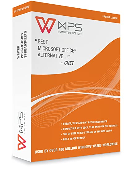 Amazon.com: WPS Office - Suppress [Download]: Software