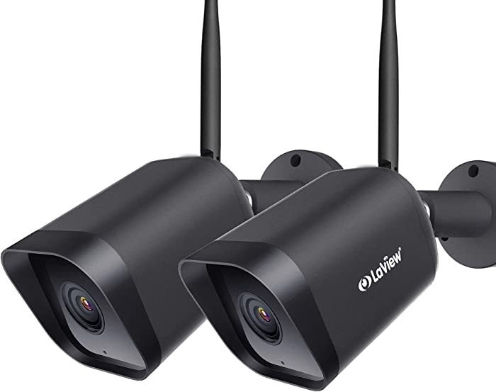 Top 10 Home Security Cameras With Night Vision Waterproof