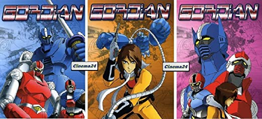 GORDIAN (1979) (13xDVD9/DVD5) Mhost Ita Serie Completa