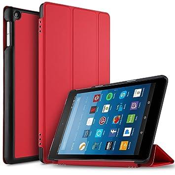 IVSO Tablet Fire HD 8 Tablet 2017 Funda Tablet Fire HD 8 ...