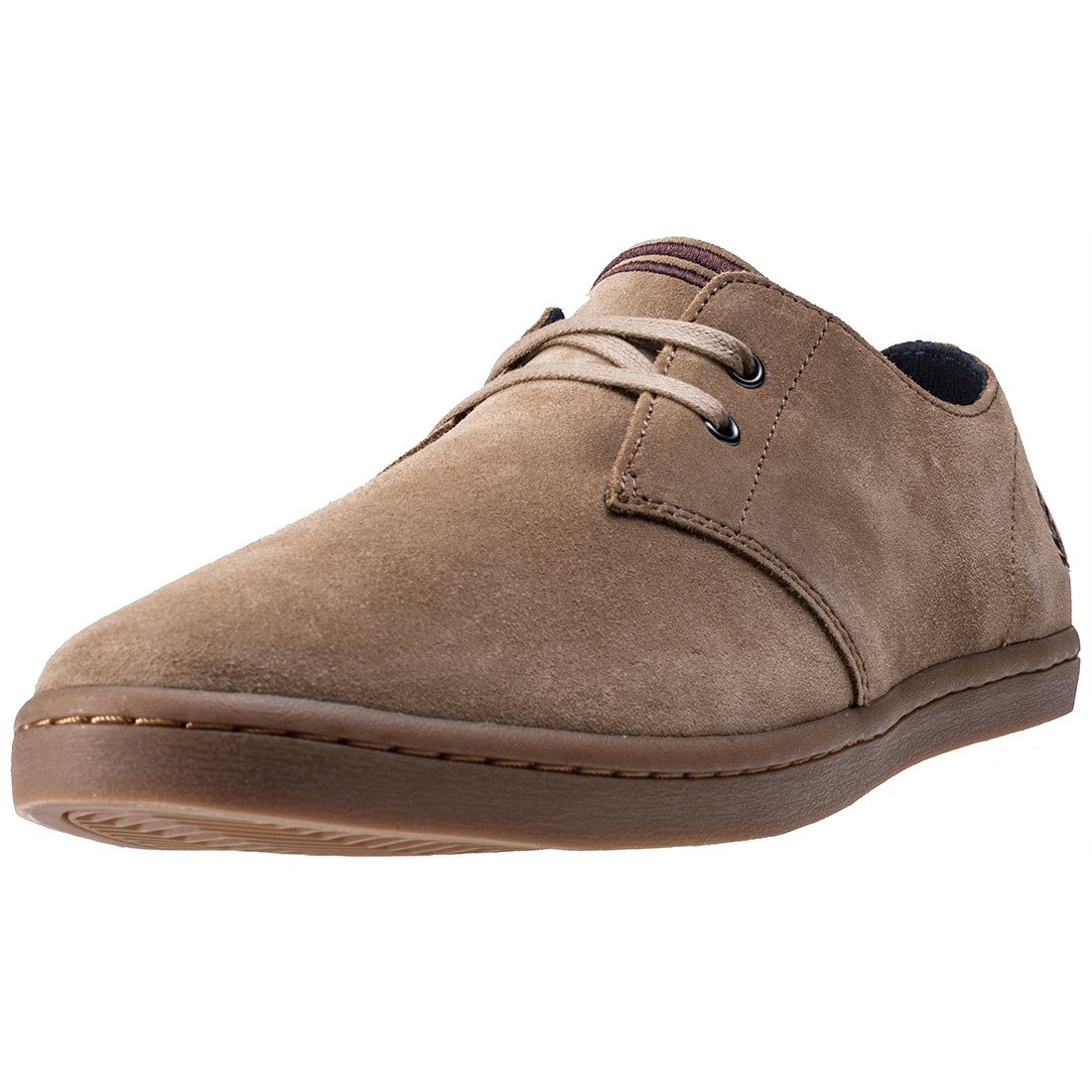 - - Frot Perry Byron Low Suede Almond braun Stone B7401D83, Turnschuhe  Mode