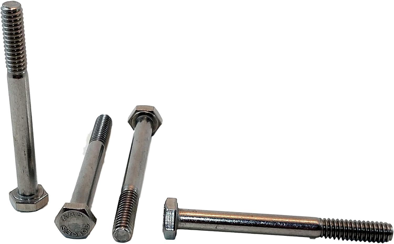 Juego de tuercas hexagonales de acero inoxidable con kit de herramientas de varios tama/ños 100 unidades