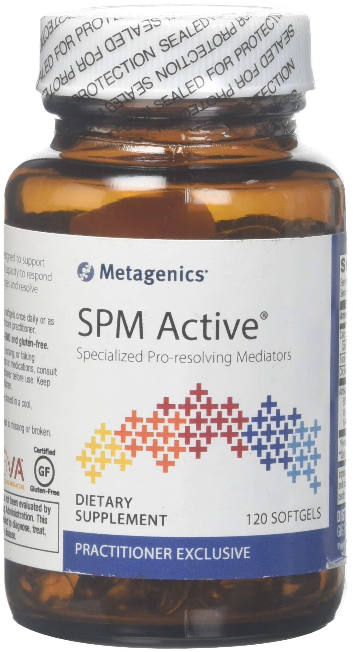 Metagenics - SPM Active, 120 Count