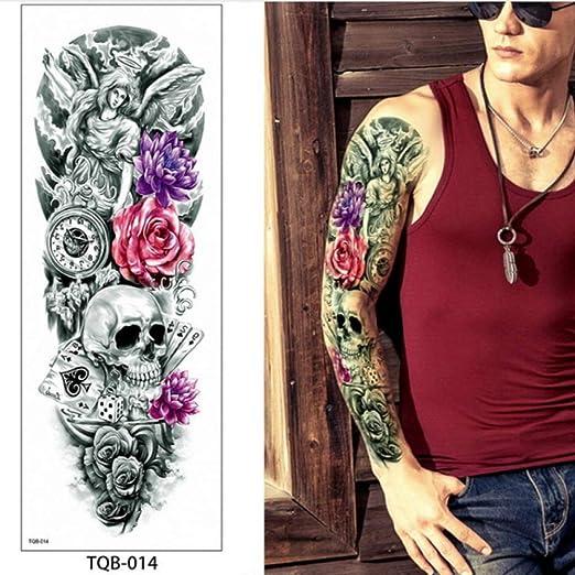 Handaxian 3pcs niño Brazo Tatuaje Pegatina Impermeable Body Art ...