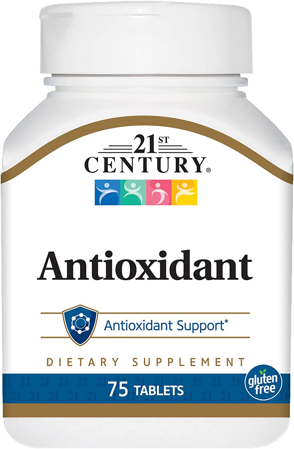 21st Century Ace Antioxidant Tablets, 75Count