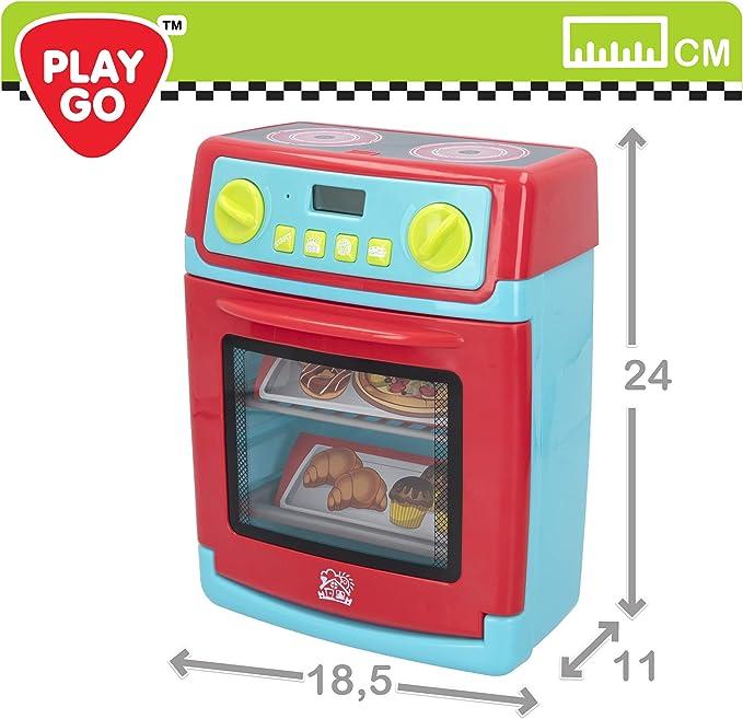 PlayGo - Horno de juguete para niños con luz y sonido playgo (46625)