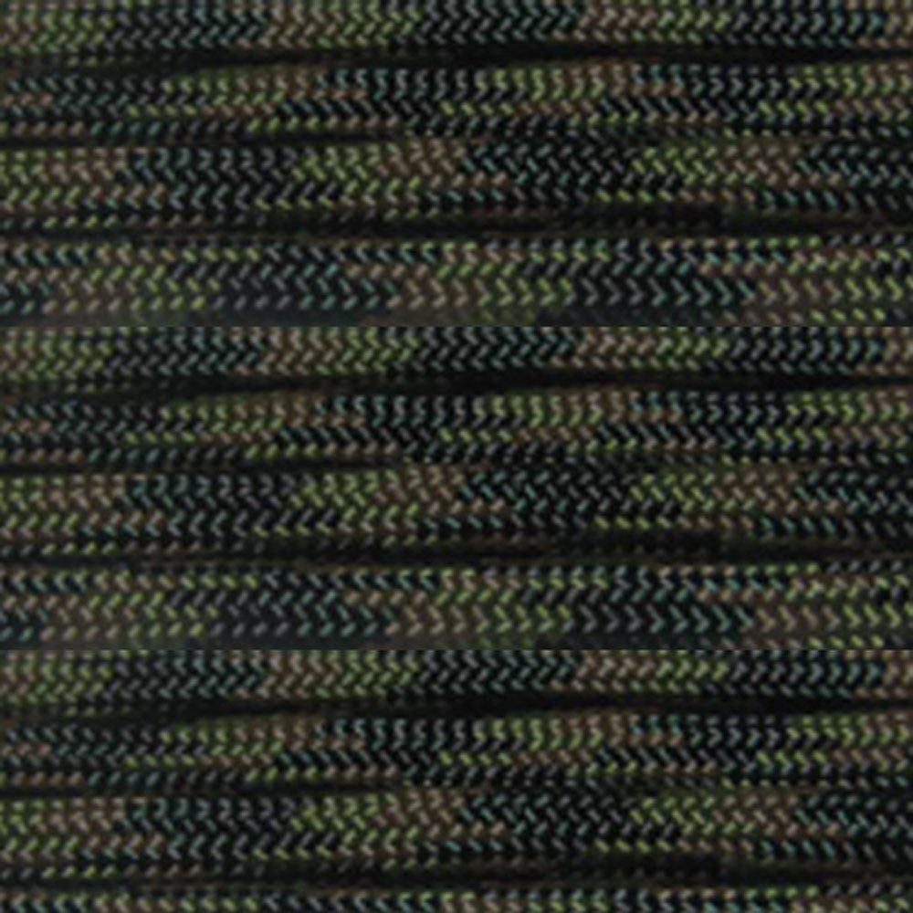 PARACORD PLANET 750 LB Type IV Paracord Authentic Parachute Cord. 11 Core Inner Strands Minimum Break Strength of 750 lb. Available in 10 25 50 100 Foot Hanks and 250 1000 Foot Spools