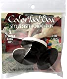 ColorBox Stylus Tips 3-pack Oval White
