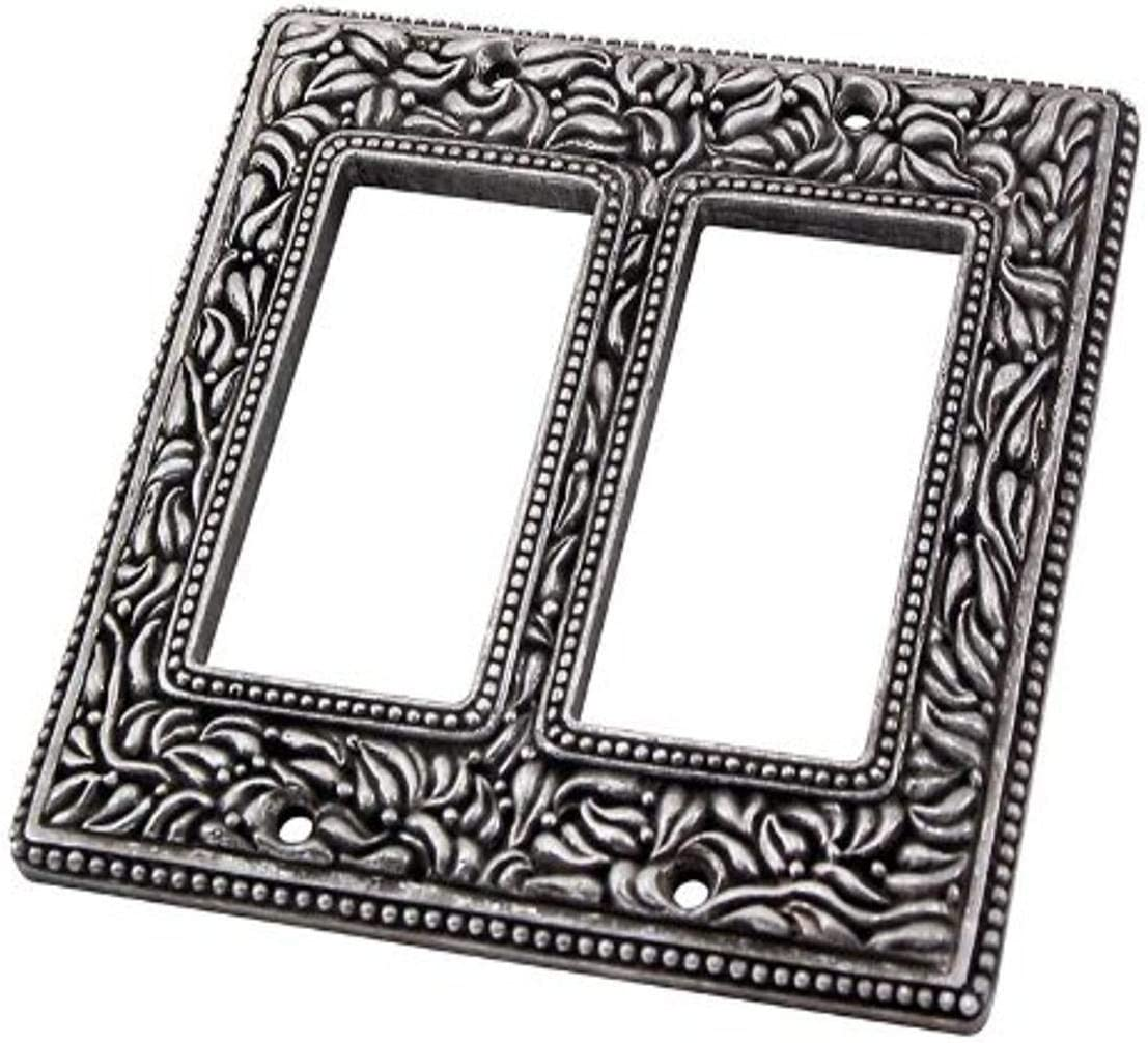 Super-cheap Vicenza Designs High quality new WP7005 San Michele Dimmer Wall Double with Plate