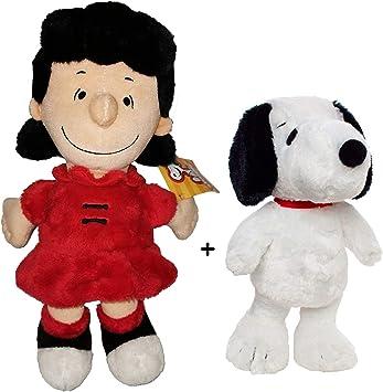 Peanuts - Pack de 2 Peluches Perro Snoopy 866