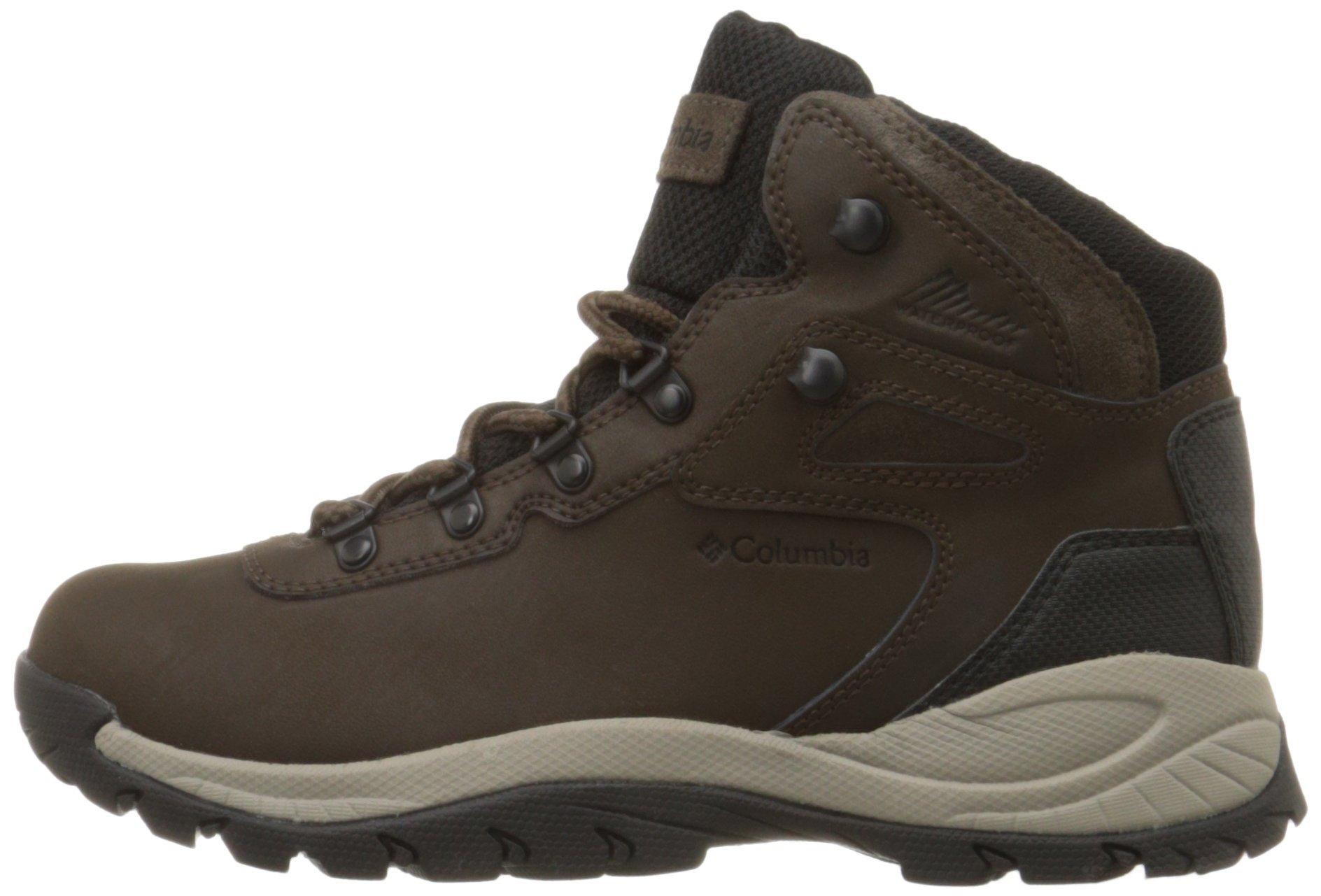 Columbia Women's Newton Ridge Plus Hiking Boot, Cordovan/Crown Jewel, 6 Regular US by Columbia (Image #5)