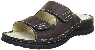 91f49868c35a Rohde Augsburg Herren Pantoletten  Amazon.de  Schuhe   Handtaschen