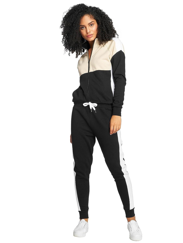 a86c84c56768da DEF Damen Jumpsuits/Jumpsuit Quad dauerhafte Modellierung - ecole ...