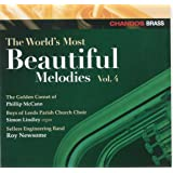 The World's Most Beautiful Melodies, Vol.4: The Golden Cornet of Phillip McCann