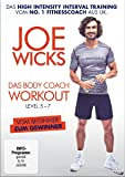 JOE WICKS - Das Body Coach Workout - Level 5-7 - (HIIT - High Intensity Interval Training)