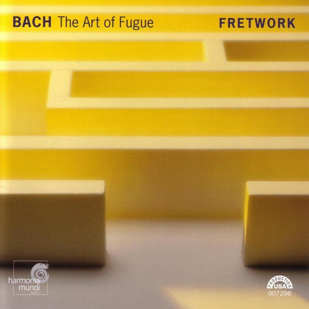 Bach: The Art of Fugue by Harmonia Mundi