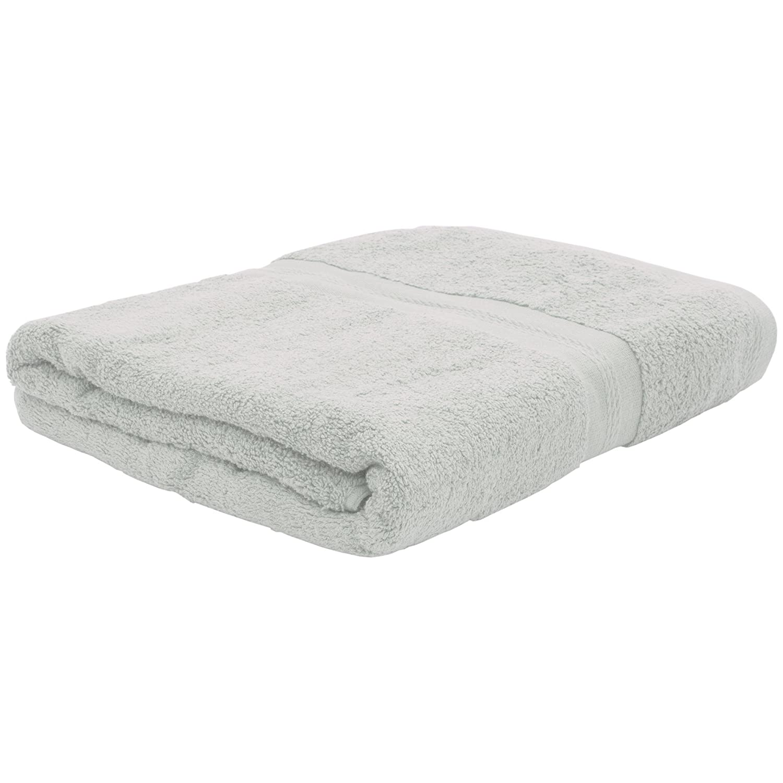 Handtuch 2x 50x100 cm Baumwolle Set 3-teilig schokobraun Badetuch 1x 70x140cm
