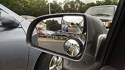 Amazon Com Custom Accessories 71121 2 Quot Blind Spot Mirror