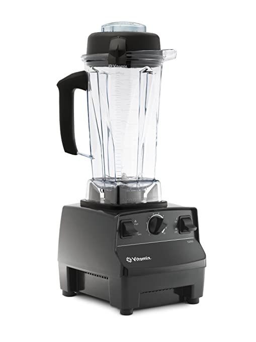 Vitamix 5200 Blender Professional-Grade, 64 oz  Container, Black