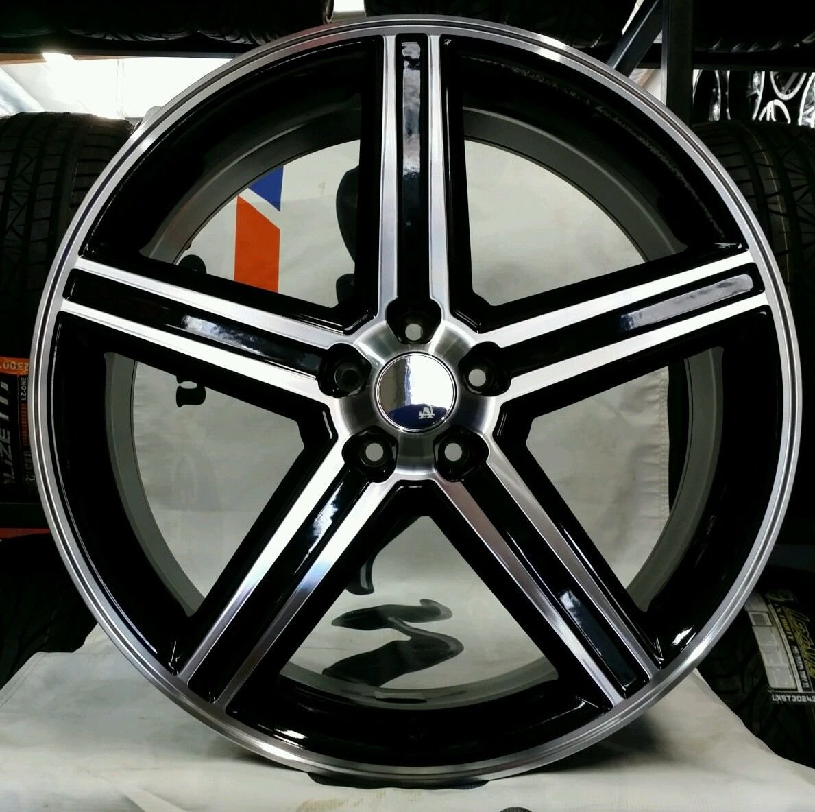 wheels verano oem buick chrome ang creations