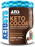Ans Performance Keto Cocoa - Instant Hot Cocoa Hot Chocolate 320g (20) serving 20 Count