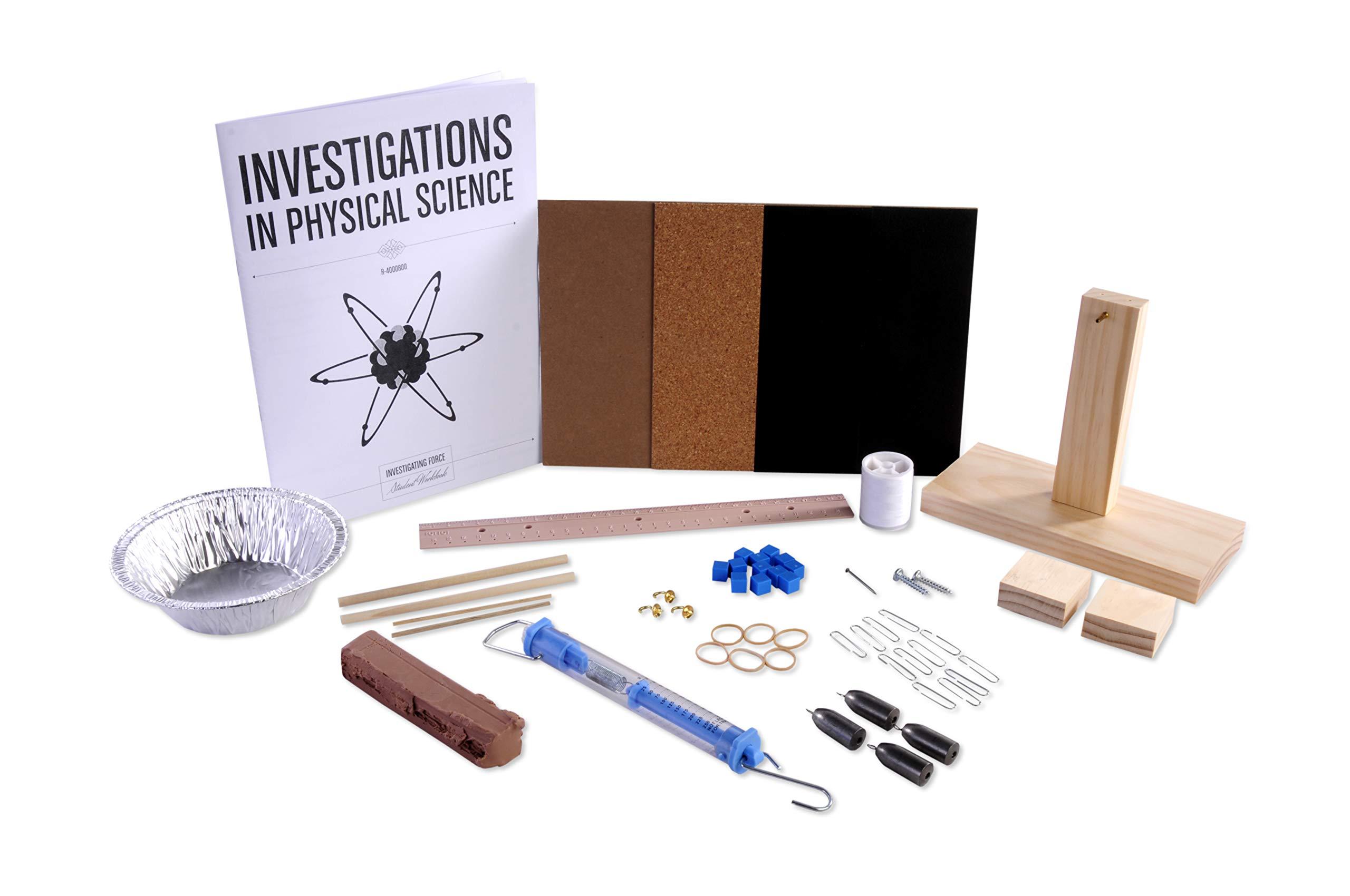 American Educational Investigating Force Kit