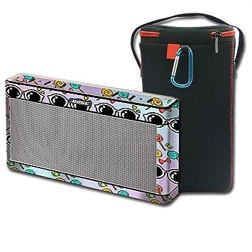 Amazon.com: 3 C-life Portable Soft Carry Case bolsa de ...
