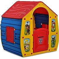 OUTDOOR TOYS Kinderhütte aus Kunststoff (KOVYX KSP10561-PP)