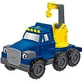 Mattel FFN93 - Bob der Baumeister Sprechender Schleppo, Vorschul- Spielwelten
