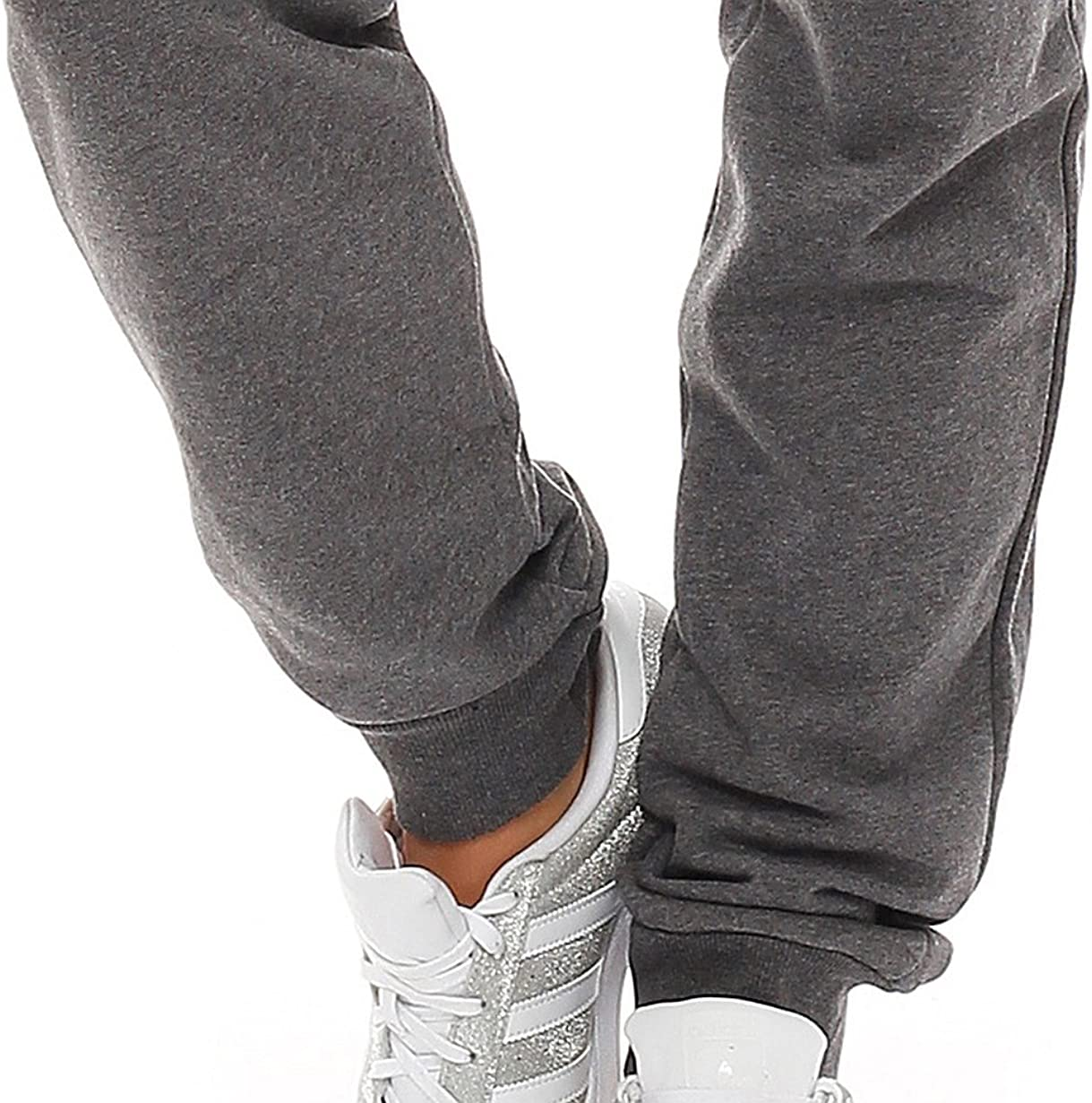 Gennadi Hoppe Damen Jogginghose Trainingshose Sweat Pants Sporthose Fitness Hose