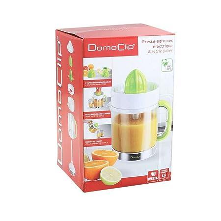 - Exprimidor eléctrico con boquilla naranjas de prensa Exprimidor (Licuadora, depósito 1,2 litros, 2 Conos, Lucha desmontable, color blanco): Amazon.es: ...