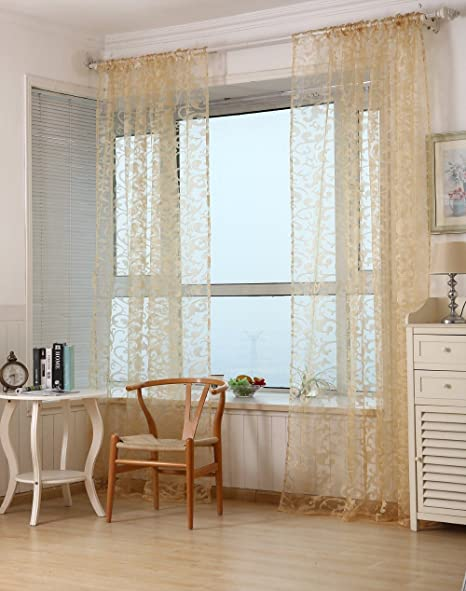 Pull Pleated Tape Type Type Curtain Yarn Bedroom Cortinas Living
