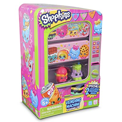 Shopkins Vending Machine: Toys & Games