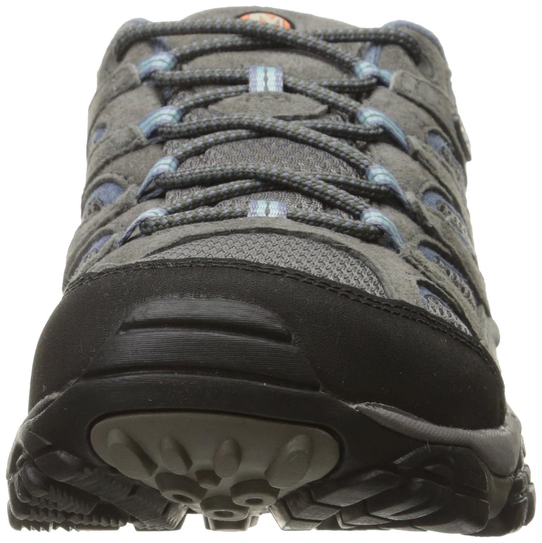 Merrell Women's Moab 2 Waterproof Hiking Shoe B01HFPFDAY 15 B(M) US|Granite