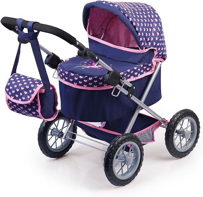 Luxe Landau Fourrure Capuche Fourrure Bordure Baby poussette Bugaboo Chicco joie Mothercare Britax