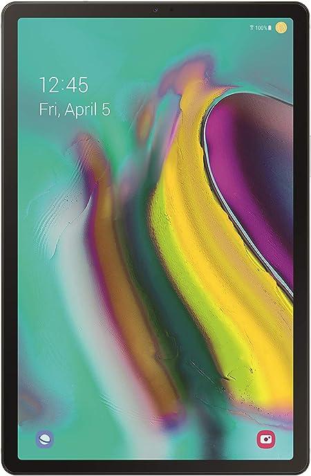 Amazon Com Samsung Galaxy Tab S5e 64gb Wifi Tablet Sm T720nzsaxar Silver Computers Accessories